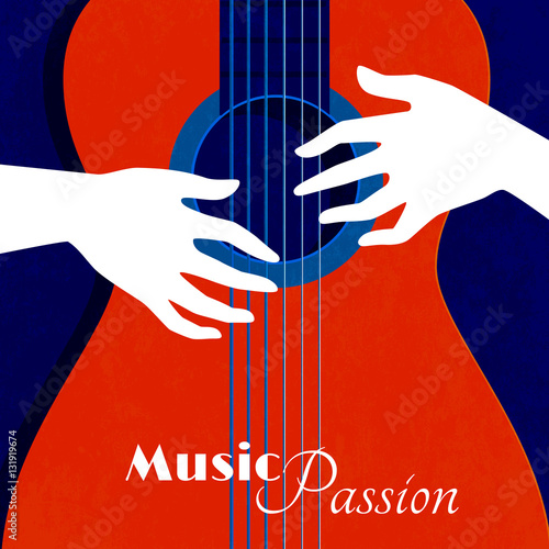 Music Passion Poster Poster