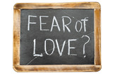 fear of love fr