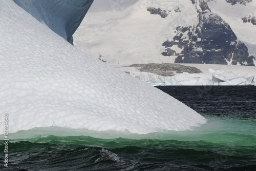 Deurstickers Antarctica Iceberg, Antarctica