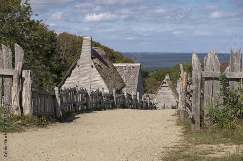 Historic Plimouth Colony, Massachusetts