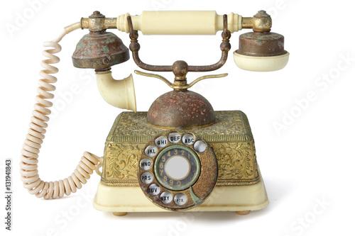 Zdjęcia Antique Telephone