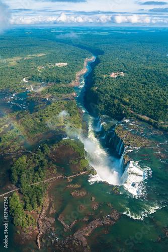 Poster Arcoiris en Iguazú