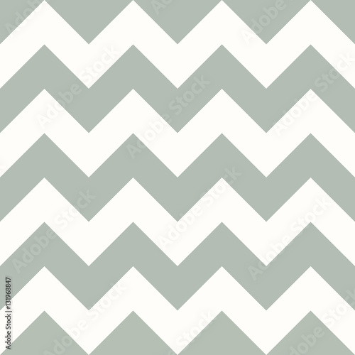 Fashion zigzag pattern, seamless vector background