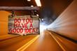 Do you have a good idea?