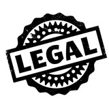 Legal rubber stamp