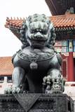 Dragon lion
