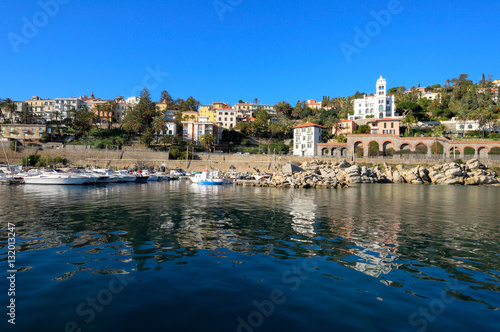 Foto op Plexiglas Liguria Liguria Porto di Bordighera