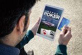 spending money on online poker game tablet credit card