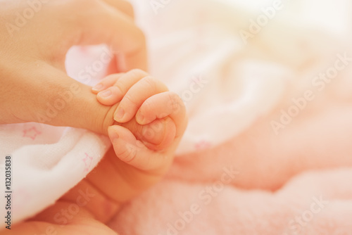 Little Hand of baby