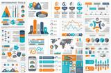 Infographic elements vector - 132045270