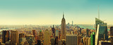 Top view of panorama of New York - 132046290