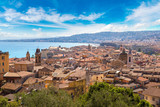 Panoramic view of Nice