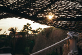 Вечер на тропическом пляже