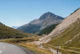 Il passo della Forcola, Livigno, Valtellina, Sondrio, Lombary, Italia