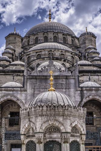 Poster Yeni Cami, Nueva Mezquita