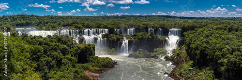 View of the Iguazú Falls - 132149642