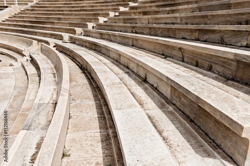 Panathenaic stadium, Kallimarmaro in Athens, Greece