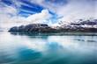 Dramatic scenery in Alaska's Glacier Bay National Park