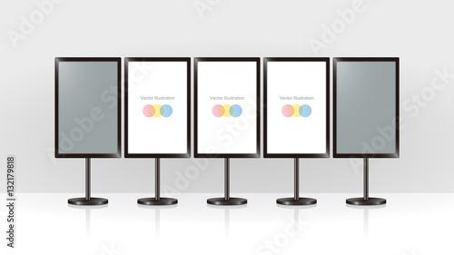 Digital signage (Display devices)
