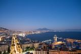 Panorama di Napoli da posillipo