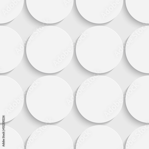 Seamless Circle Pattern - 132200226