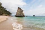 Cathedral Cove auf der Nordinsel Neuseelands