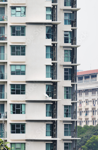 Poster Streets of Kuala Lumpur.