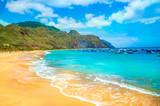 Fototapety Beach in Tenerife, Canary Islands, Spain