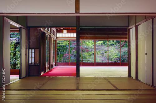 Aluminium Kyoto Japanese interior