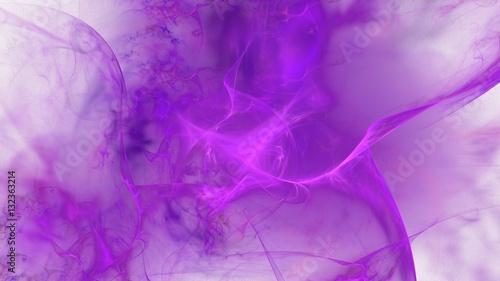 Papiers peints Prune Weicher nebelartiger Hintergrund - violett