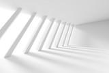 Fototapety White Interior Design