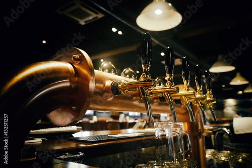 Fototapeta Beer tap