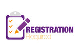 Registration, Sing, Vector