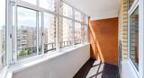Glazed balcony - 132582296