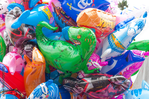 Poster Balloons for children
