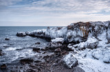 Winter in Sozopol (summer resort in Bulgaria) - 132614668