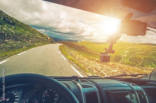Scenic RV Road Trip