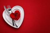 Meal on Valentines Day