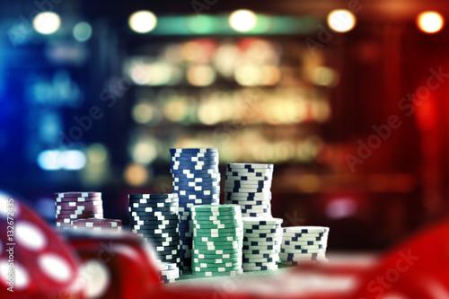 casino плакат