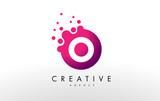 Letter O Logo. O Letter Design Vector - 132675416
