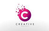 Letter C Logo. C Letter Design Vector - 132675453