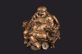 статуэтка смеющийся будда