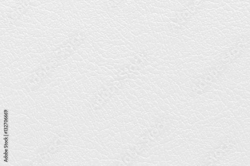 Fototapeta white leather texture background