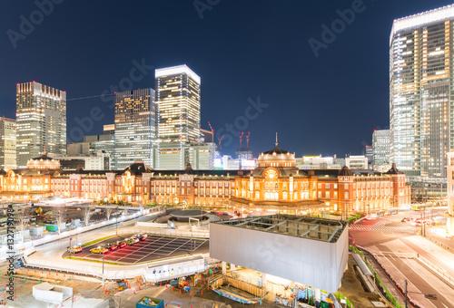 Poster 東京駅(2016.12)