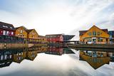 Norweski Miasto Kristiansand