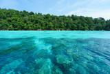 Tropical Island paradise of Thailand, Koh Surin National Park - 132782456