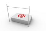 pole vault target point
