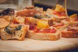 Aperitivo Buffet Italian Food