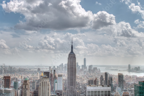 Foto op Aluminium New York Manhattan