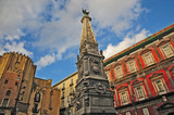 Napoli, piazza San Domenico